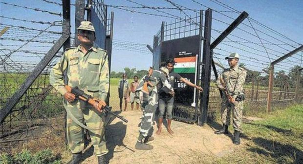 File photo of BSF jawans. Credit: PTI