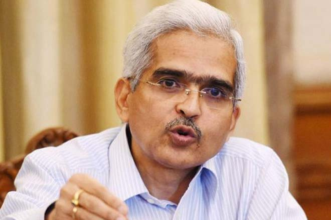 Economic affairs secretary Shaktikanta Das. Credit: Reuters