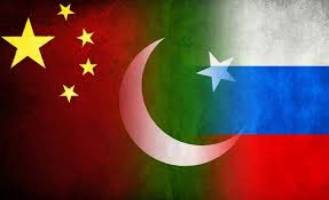 Pakistan, China and Russia recently held trilateral talks on Afghanistan. Credit: Twitter