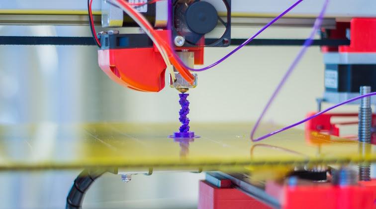 Felix 3D Printer. Credit: Wikimedia Commons