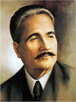 The poet Muhammad Iqbal. Source: Author provided