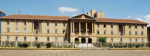 The Kenyan high court. Credit: Wikimedia Commons