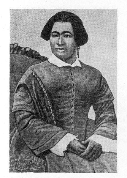 Elizabeth Taylor Greenfield. Credit: Wikimedia Commons