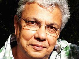 Omkar Goswami. Courtesy: Bangaloreliteraturefestival.org