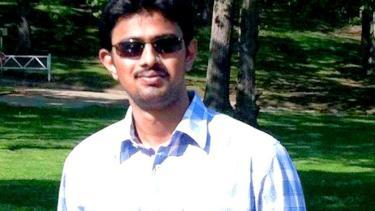 Srinivas Kuchibhotla. Credit: gofundme.com