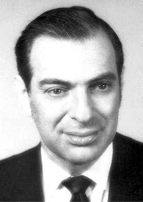 Kenneth Arrow in 1972, when he won the Nobel prize for economics. Credit: nobelprize.org