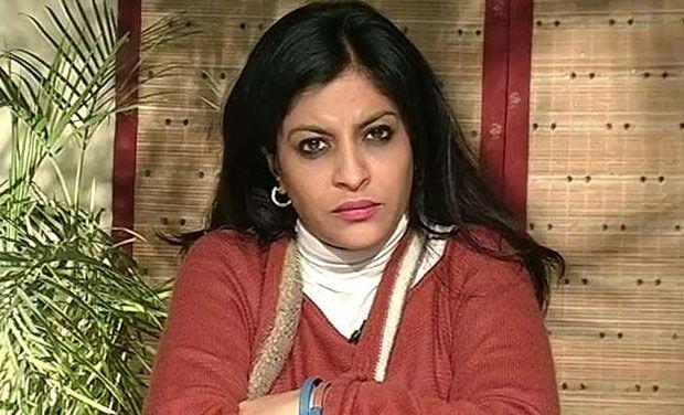 File photo of Shazia Ilmi. Credit: PTI