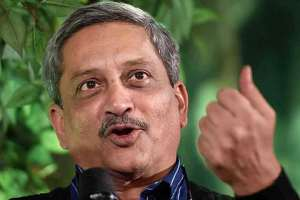 Manohar Parrikar is likely to be sworn in as Goa chief minister on Tuesday. Credit: PTI