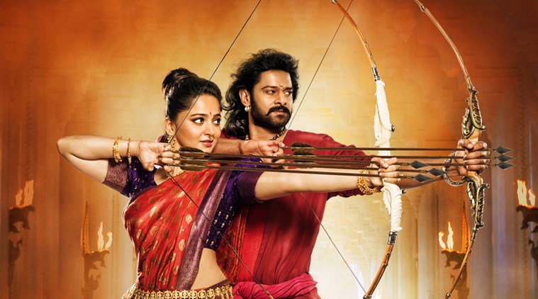 A still from Baahubali: The Conclusion.