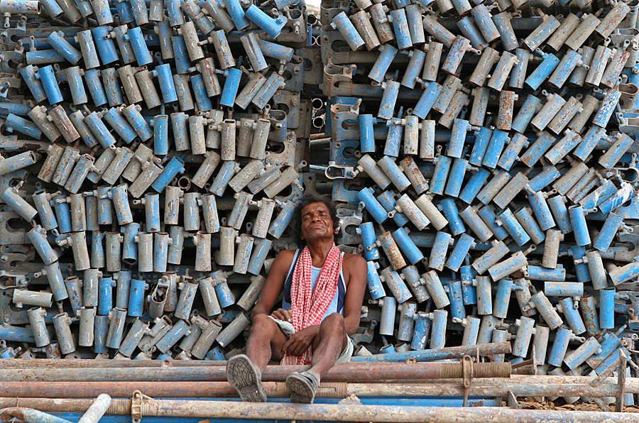 dalit worker- reuters