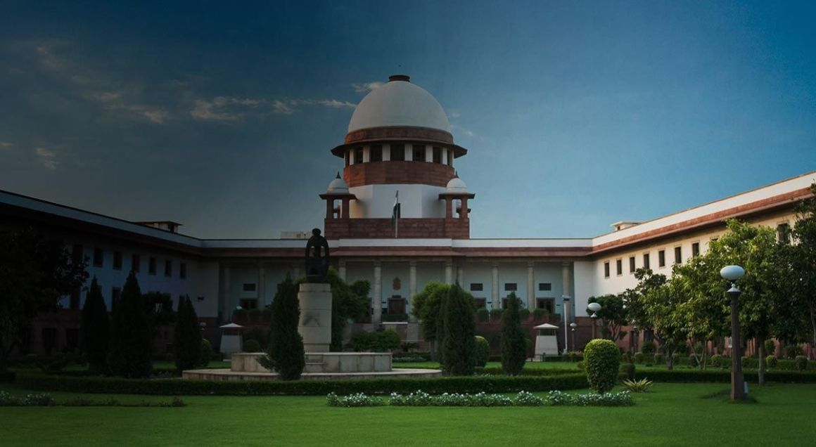 Supreme Court. Credit: JSW
