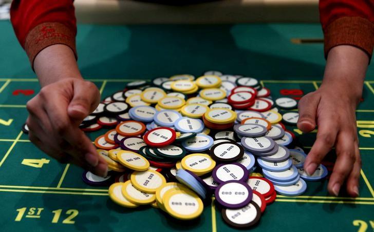 Us gambling statistics