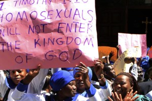 Same-sex relationships is a criminal offence in Nigeria. Credit: Reuters