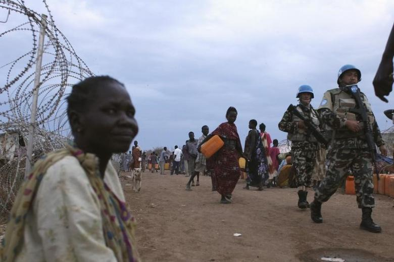 South Sudan government forces blamed for 114 civilian deaths
