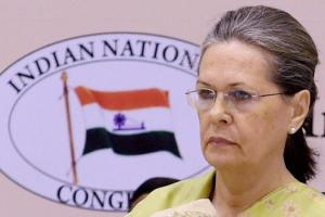 Congress president, Sonia Gandhi. Credit: PTI/File Photo