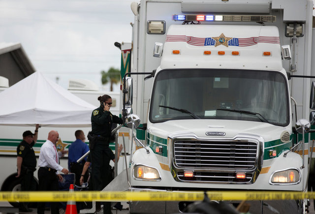 Five killed in shooting rampage at Florida workplace
