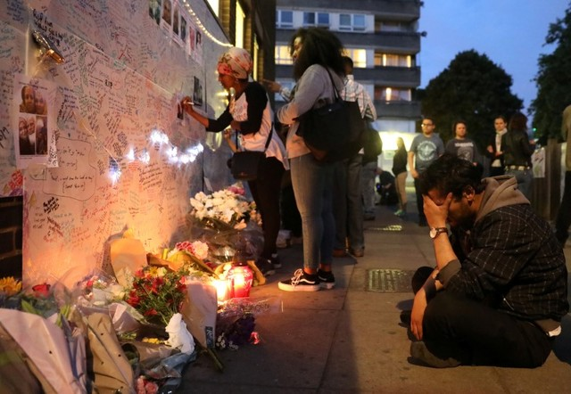 Six Egyptians Still 'Missing' After London Grenfell Tower Fire