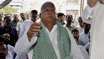 CBI Raids Lalu Prasad Yadav, Family Premises