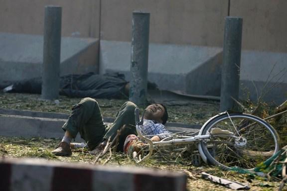 Credit: Reuters/Omar Sobhani