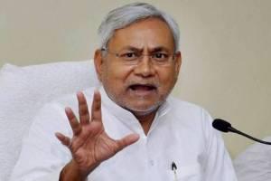 Bihar chief minister Nitish Kumar. Credit: PTI