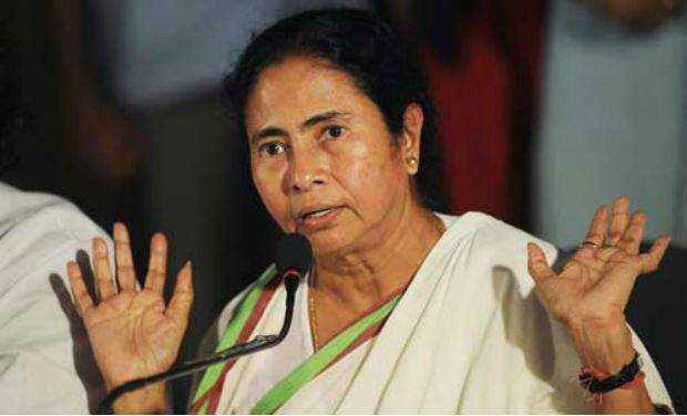 West Bengal chief minister Mamata Banerjee. Credit: PTI
