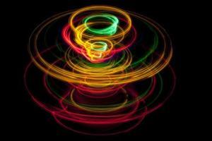 Spinning top. Credit: Creativity103