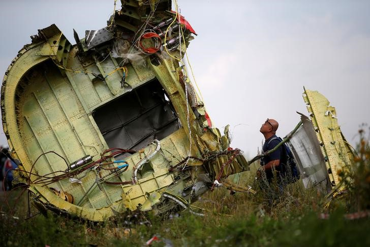 Australia Urges Russia To Cooperate With Initiatives To Prosecute MH17 Suspects