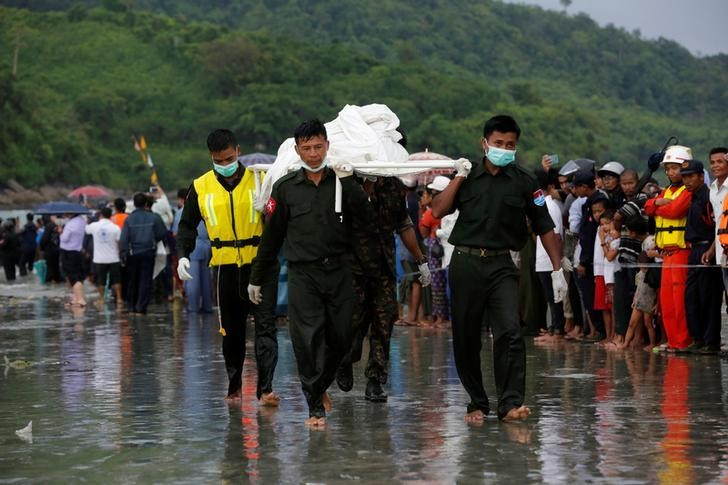 Bad weather brought down Myanmar army plane, say investigators
