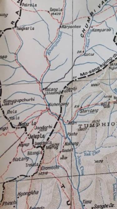 5. British map, 1910