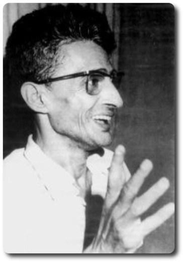 Charu Mazumdar.