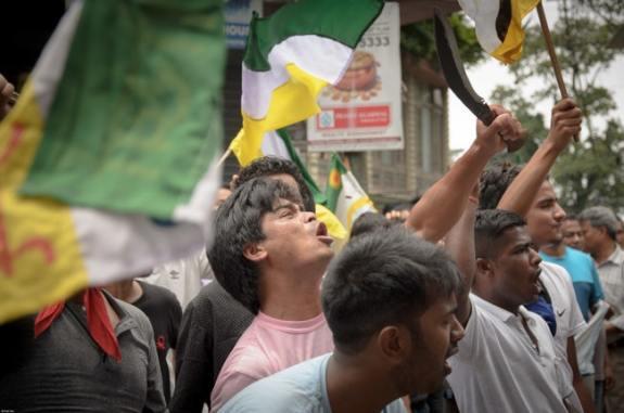 Khukuri julus/rally.