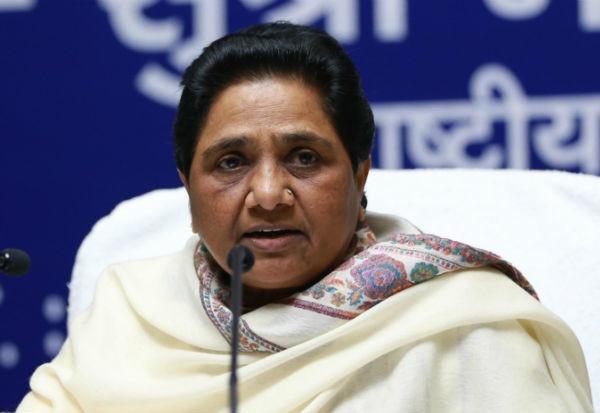 Mayawati. Credit: PTI