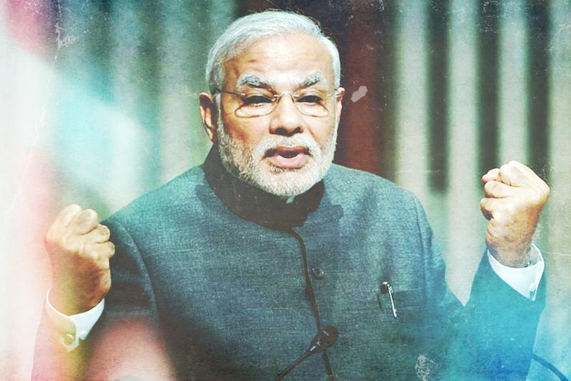 Narendra Modi. Credit: Reuters
