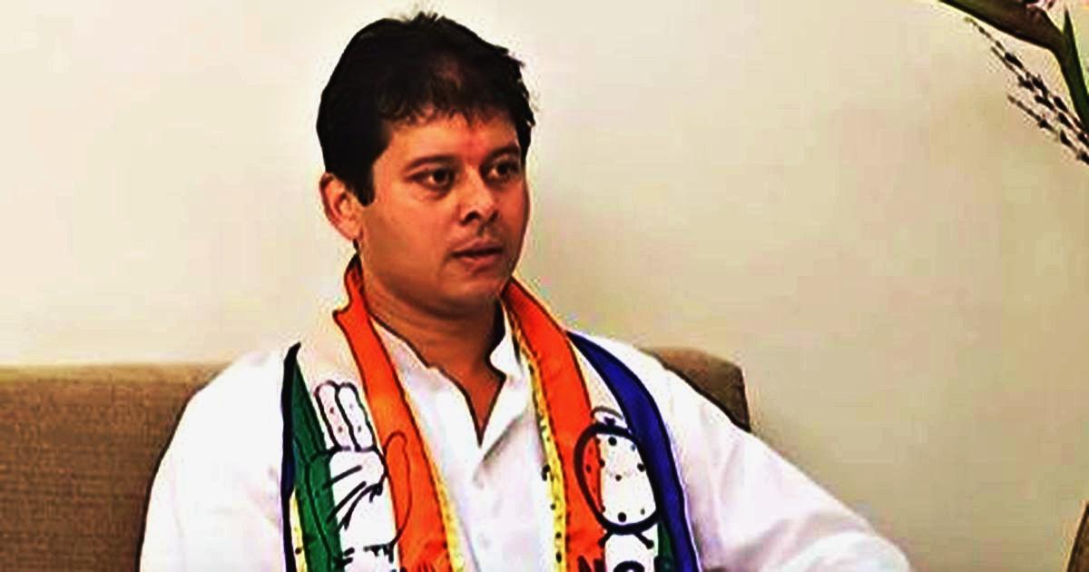 Congressman and Tilak kin Rohit Tilak booked for rape