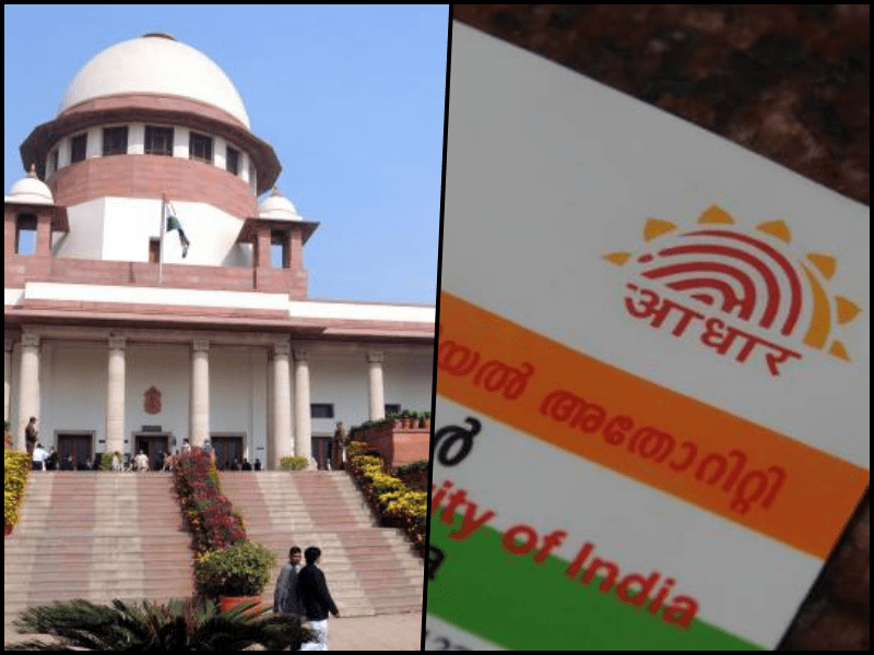Not Possible To Use Aadhaar For Surveillance, UIDAI Tells Supreme Court