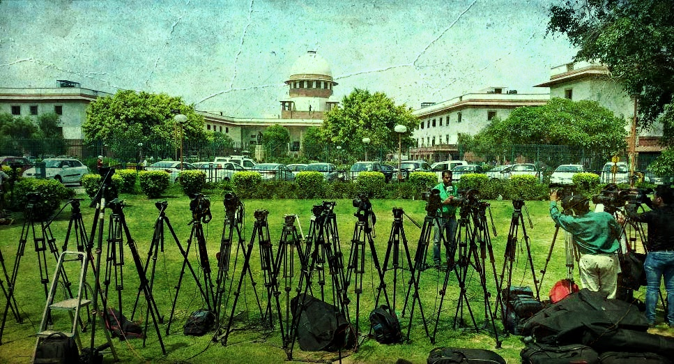 Is the era of the Supreme Court championing women's rights coming to an end? Credit: PTI