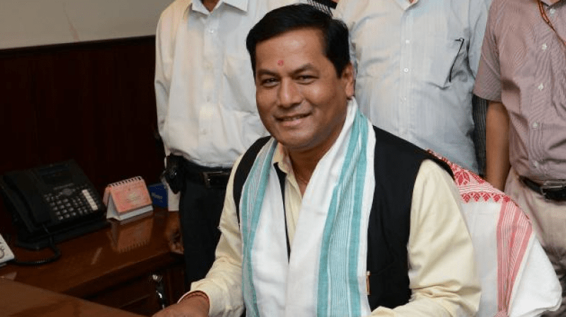 Chief minister Sarbananda Sonowal today ordered an inquiry into the circumstances leading to the alleged spurt of deaths due to electrocution during the seasonal floods in Assam. Credit: PTI
