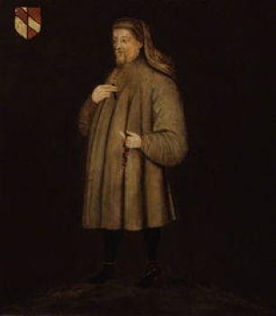 Geoffrey Chaucer. Wikimedia Commons