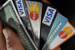 Online frauds on credit cards are on the rise especially during holidays. Credit: Flickr/Mighty Travels