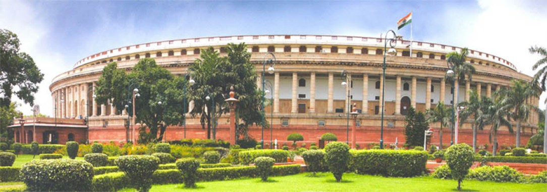 File Photo: Parliament of India. Credit: parliamentofindia.nic.in