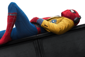 A poster image for Spider-Man: Homecoming.