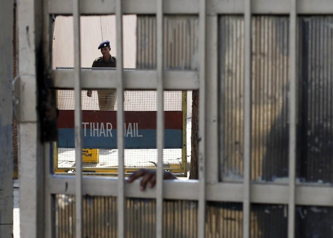 Tihar Jail in New Delhi. Credit: Reuters
