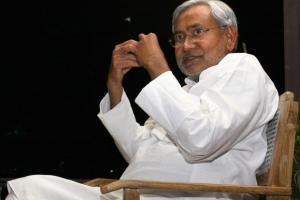 Bihar chief minister Nitish Kumar. Photo: Reuters