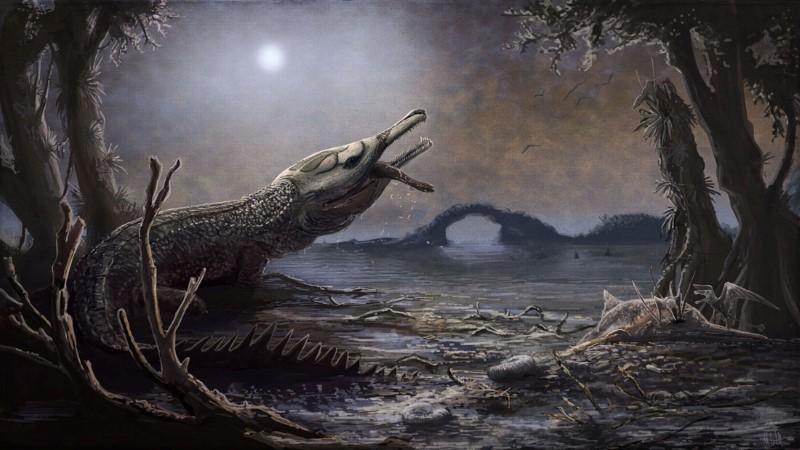 Crocodile rocks to name of heavy metalist Lemmy