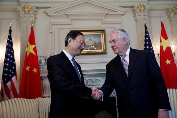 United States talked to Russia, China about role in Afghan peace process - Tillerson