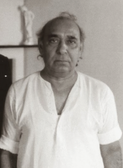 Urdu writer Krishan Chander
