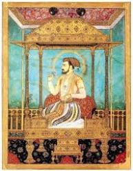 A painting of Shah Jahan. Credit: Wikipedia