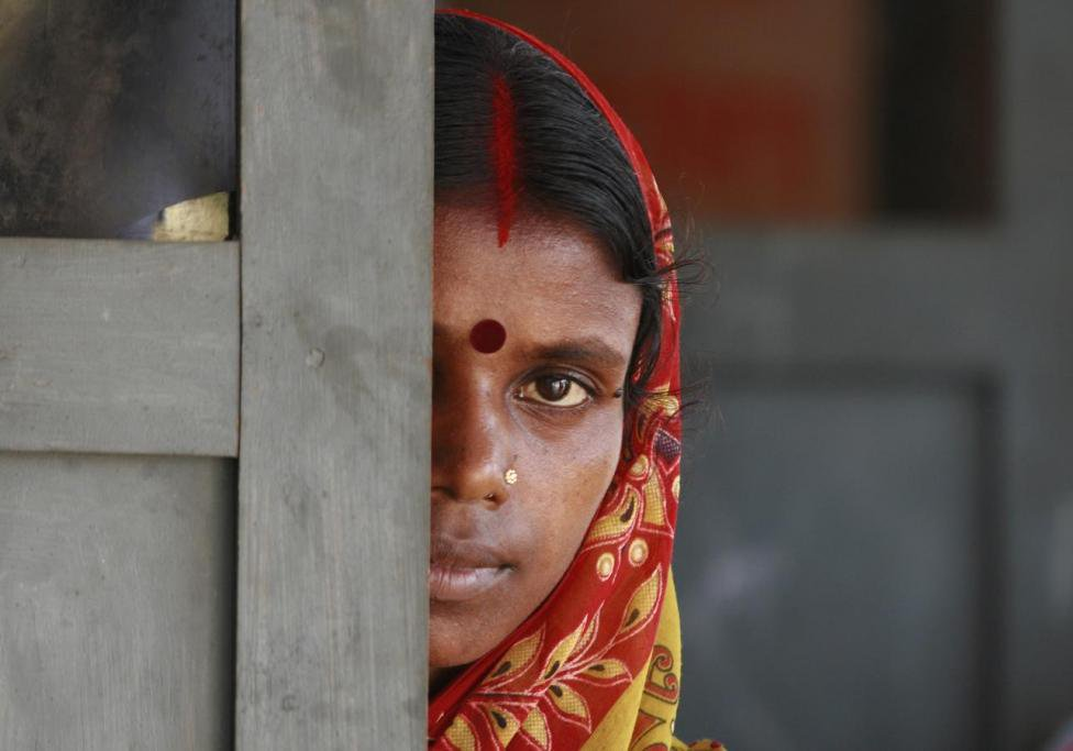 If a widowed Hindu woman dies without a will, and without children, her property will go to her husband's heirs. Representative image credit: Reuters