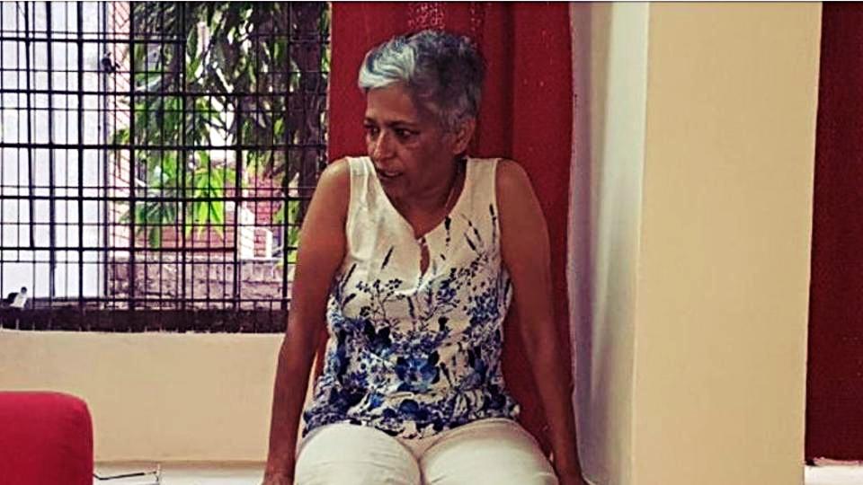 Gauri Lankesh. Credit: Twitter