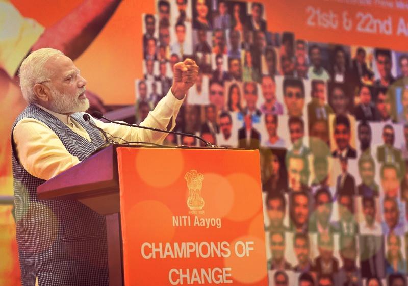 Narendra Modi. Credit: pmoindia.gov.in